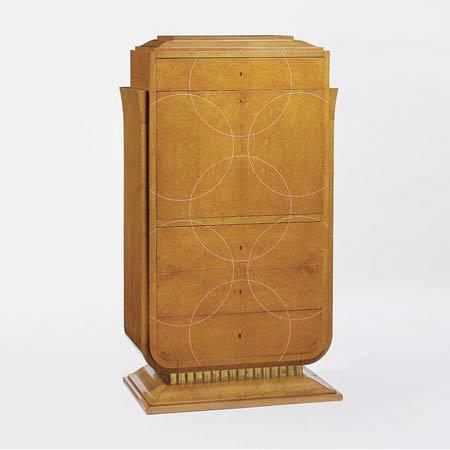 art deco secr taire design objects 4103805 sotheby s. Black Bedroom Furniture Sets. Home Design Ideas