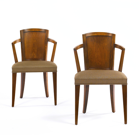 Sotheby´s-Armchairs, Model MF 275, Pair