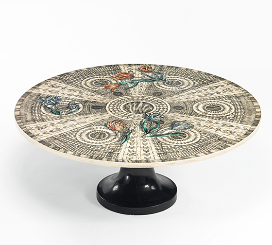 Sotheby´s-Tulipani Geometrico low table