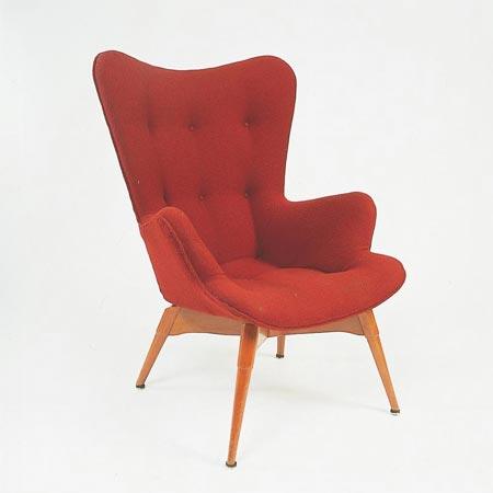 R160 contour chair