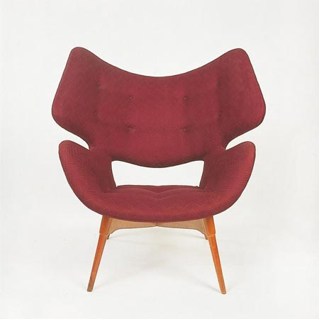 B220H Curl-Up chair