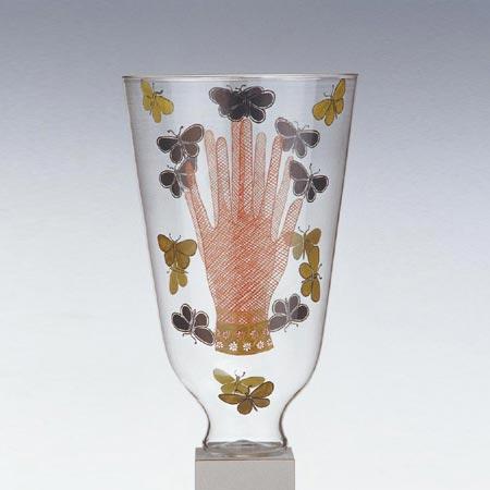 Soffiato Glass Vase
