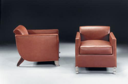 Hydravion-Berger armchairs