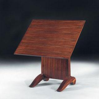 Presentation table