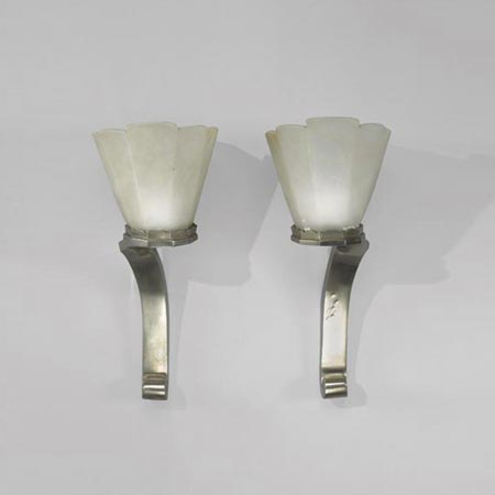 Wall sconces, pair by Sotheby´s
