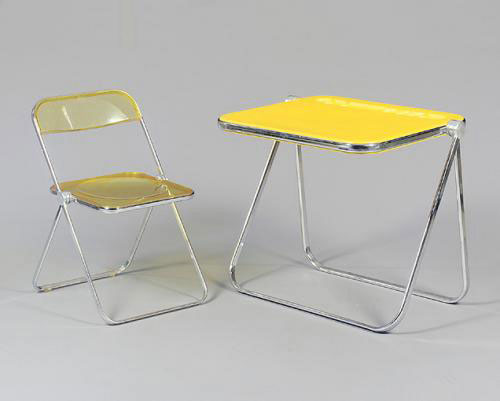 Plia folding desk/chair by Sotheby´s