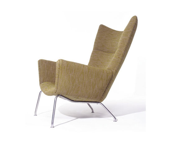 ARMCHAIR, MODEL NO. AP 45