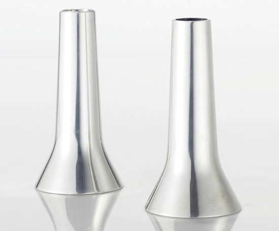 CANDLESTICKS, NO. 1140, pair