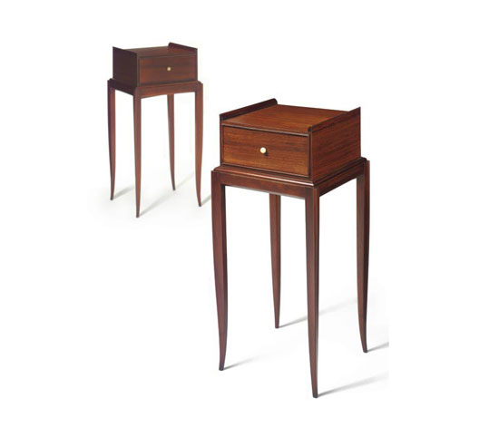SIDE TABLES, pair di Sotheby´s