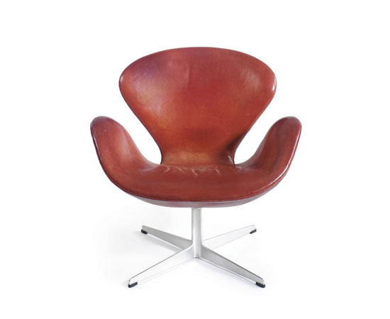 """Sotheby´s-""""SWAN"""" CHAIR, MODEL NO. 3320"""