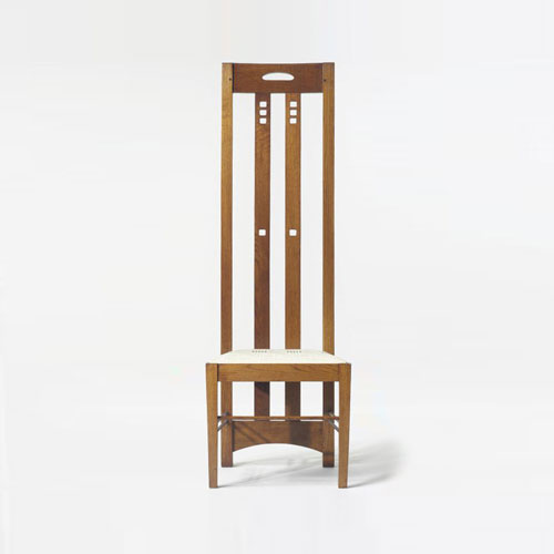 HIGH BACK CHAIR (INGRAM TEA R.)