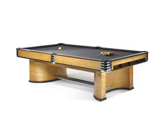 """PARAMOUNT"" BILLIARD TABLE"