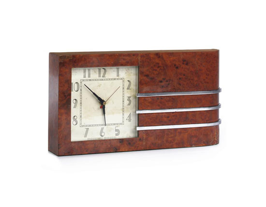 "Sotheby´s-""TELECHRON"" CLOCK (WORLD'S FAIR)"
