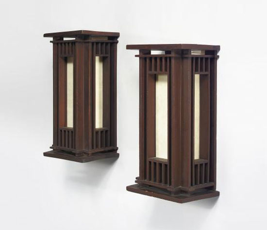 SCONCES (BOOTH HOUSE)