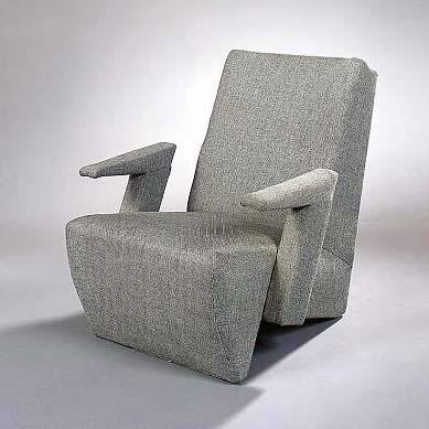 'Zwaan' easy chair