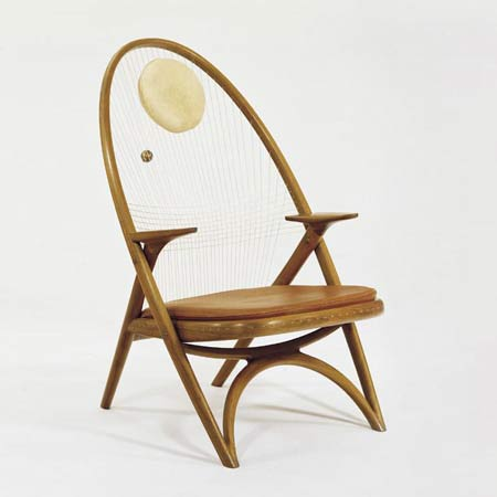 'Racket' chair