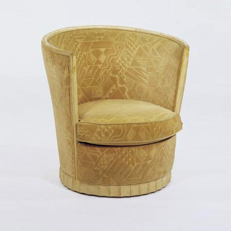 French Art Deco Chair