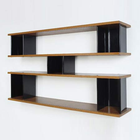 Wall-mounted bookcase  Design objects  4103175  Sotheby´s