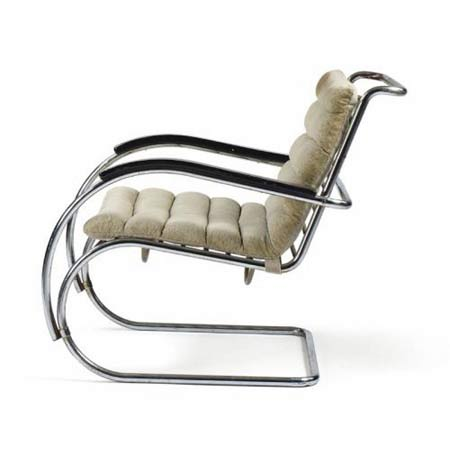 Armchair, model no. MR40