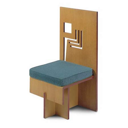 Usonian Chair