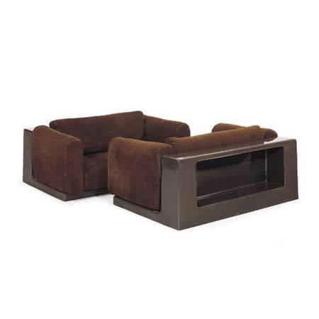 Pair of Modular Sofas