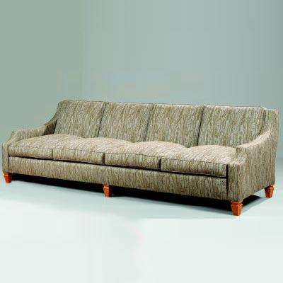 Canapé à quatre places