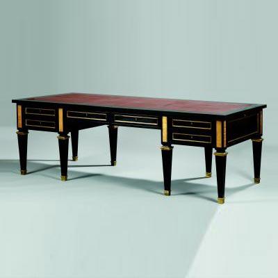 Desk design objects 4105246 tajan for Schreibtisch yves