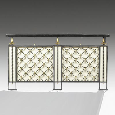 deux cache radiateur objets de design 4105186 tajan. Black Bedroom Furniture Sets. Home Design Ideas