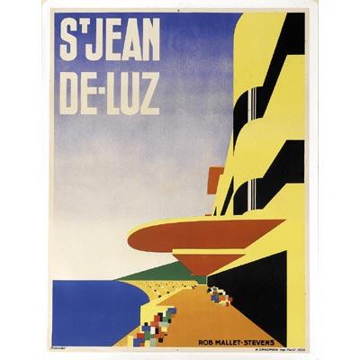 Poster Saint Jean de Luz