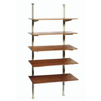 Wall shelves by Tajan
