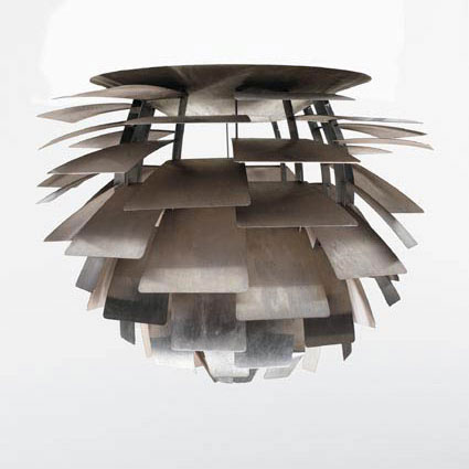 Artichoke ceiling lamp
