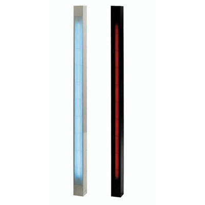 Deux rampes lumineuses