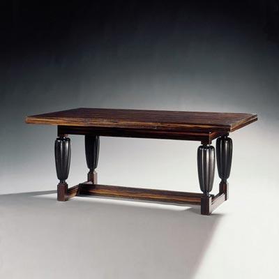 Schreibtisch, Modell Lotus