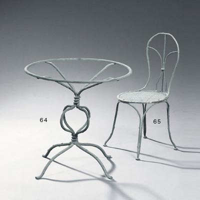 Garden table/chair di Tajan