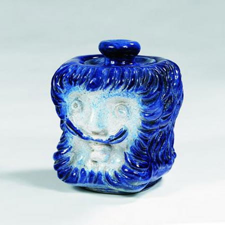 Pot à tabac Barbe-bleue