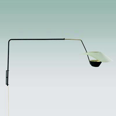 Wall lamp, model Cerf-volant