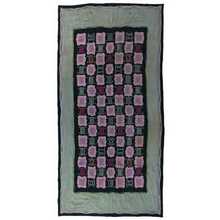 Tapis rectangulaire by Tajan