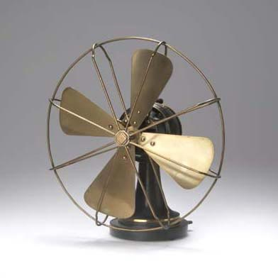 Table fan de von Zezschwitz