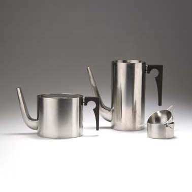 Tea-/Coffee set 'Cylinda Line'
