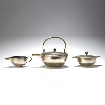 von Zezschwitz-Tea-set