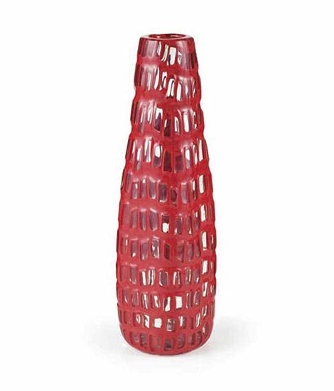 """Murano glass vase, """"Occhi"""""""