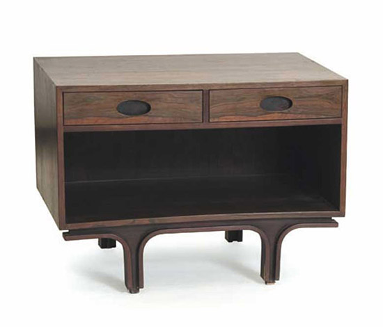 Little wooden sideboard