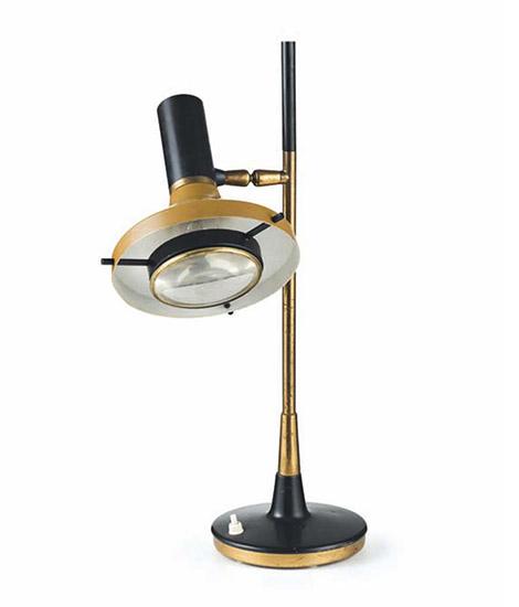 Desk lamp, mod. 553