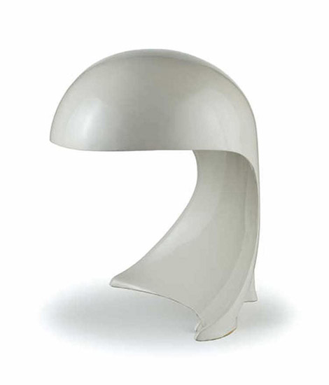 """Dania"" aluminium table lamp"