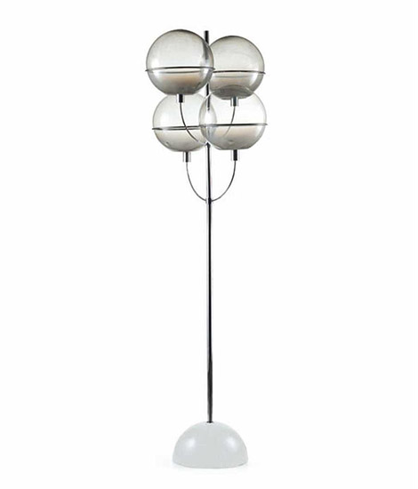 """Colleoni"" floor lamp"