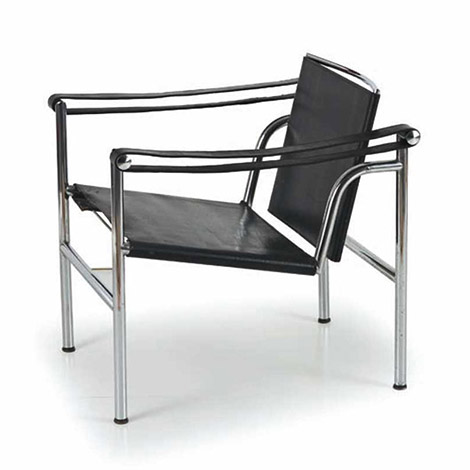 """""""Basculant LC1"""" armchair by Wannenes Art Auctions"""