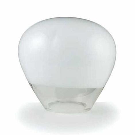 "Wannenes Art Auctions-""Nessa"" Murano glass desk lamp"