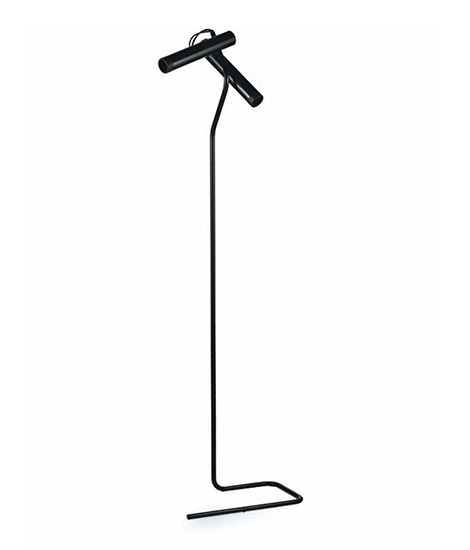 "Wannenes Art Auctions-""Idomedue 321"" metal floor lamp"