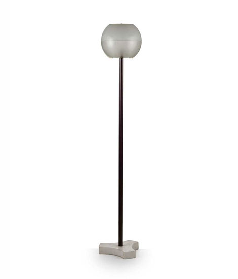 Floor lamp, model Lte 8