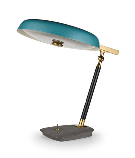 Table lamp, mod n° 554S